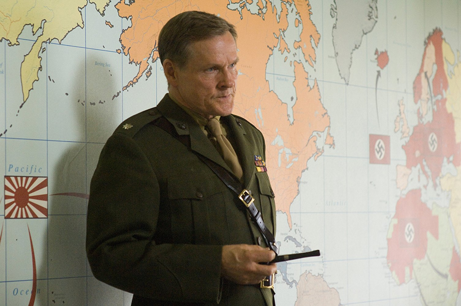 Lt. Colonel Lewis B. 'Chesty' Puller