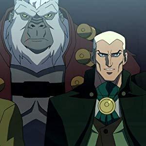 Wolf, Monsieur Mallah, Teekl, Desaad, Felix Faust, Green Lantern, Hal Jordan, Jeremiah, Little Boy, Mr. Tawny...