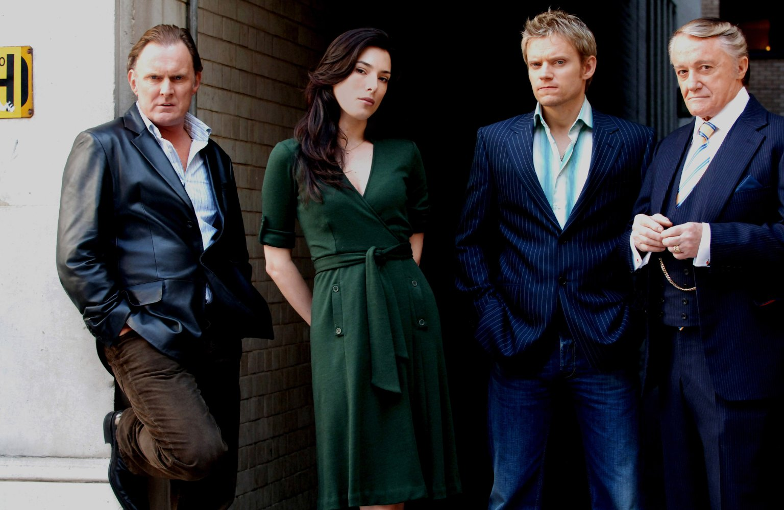 Watch Robert Glenister (born 1960) video