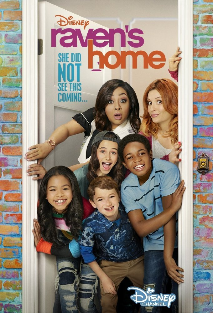 Watch Movies And Tv Shows With Character Raven Baxter For Free List