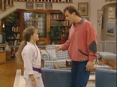 Full House - Season 2 Episode 07: Joey Gets Tough