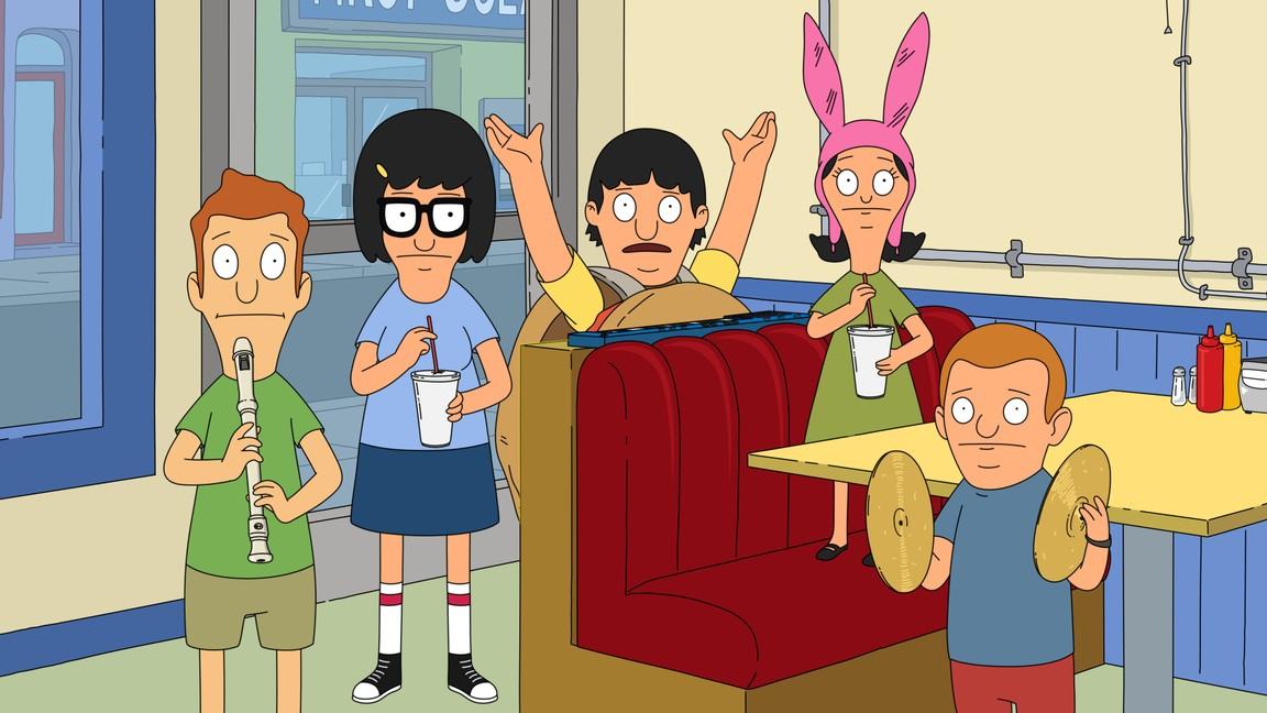 Bob's Burgers - Season 5