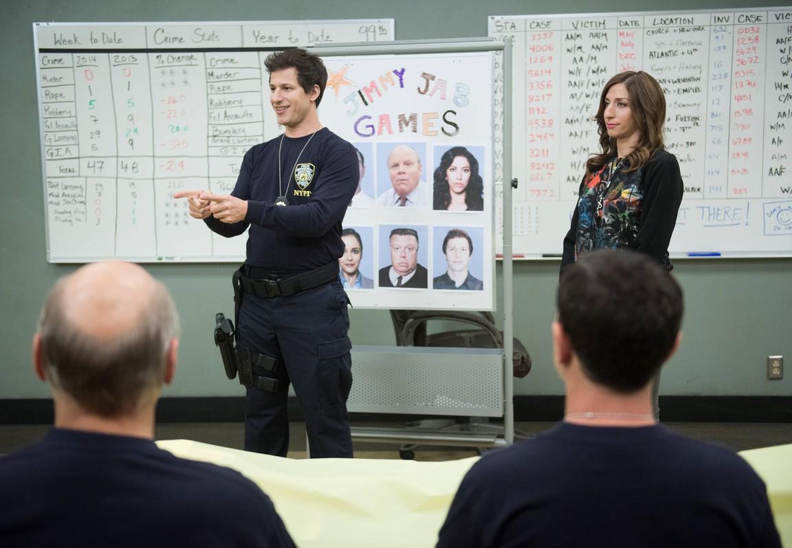Brooklyn Nine-nine - Season 2 Episode 03: The Jimmy Jab Games
