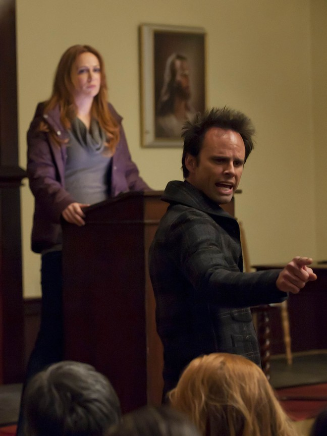 Justified - Season 2 Episode 8: The Spoil
