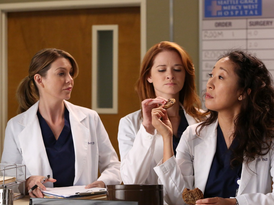 Greys Anatomy - Season 9 Episode 11: The End is the Beginning is the End