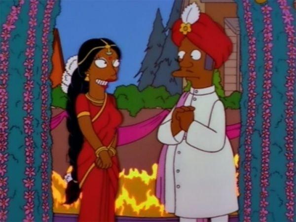 The Simpsons - Season 9 Episode 07: The Two Mrs. Nahasapeemapetilons