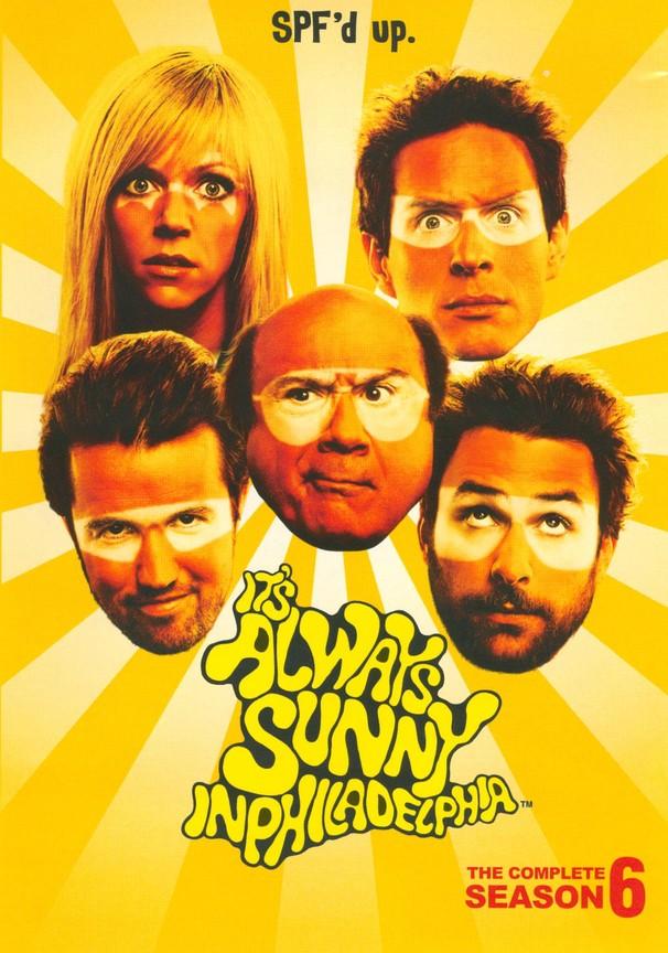 Its Always Sunny in Philadelphia - Season 6