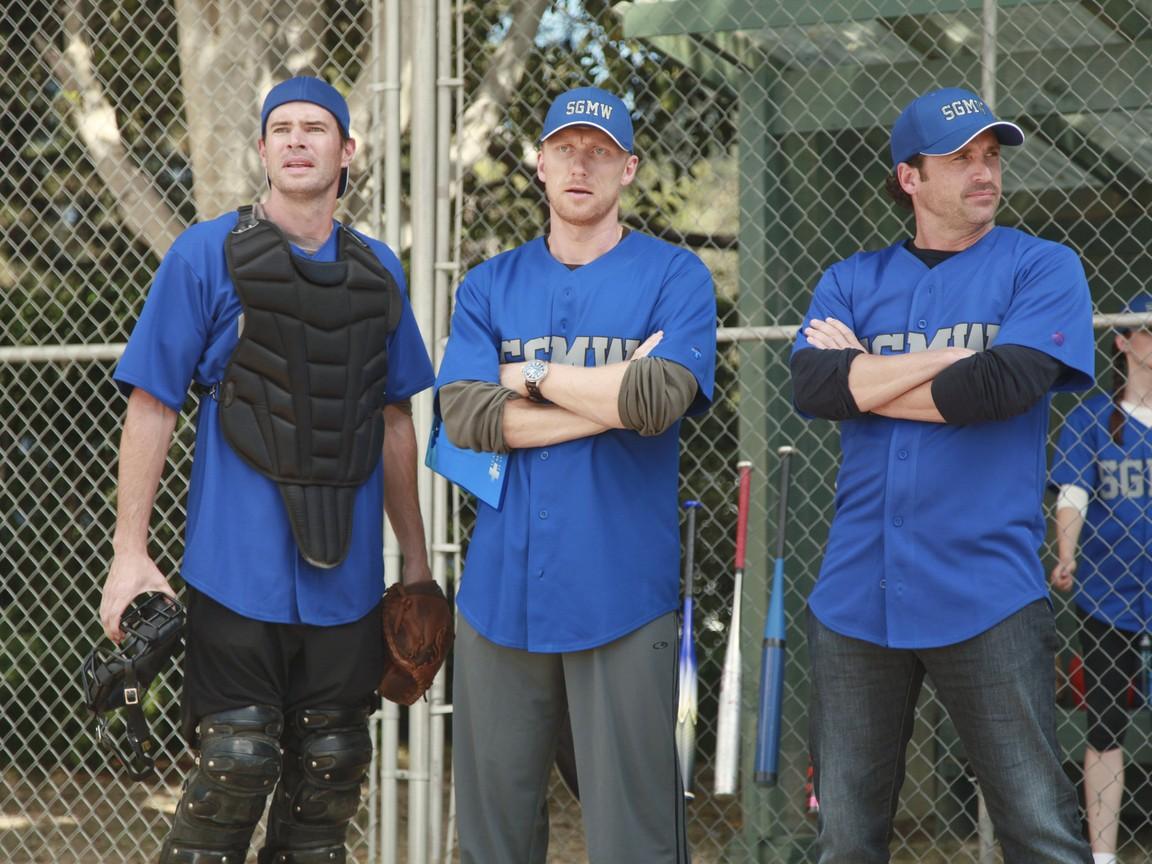 Greys Anatomy - Season 8 Episode 07: Put Me In, Coach