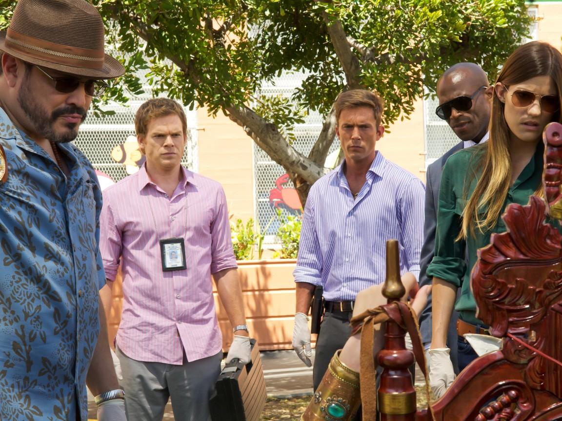 Dexter - Season 6 Episode 08: Sin of Omission