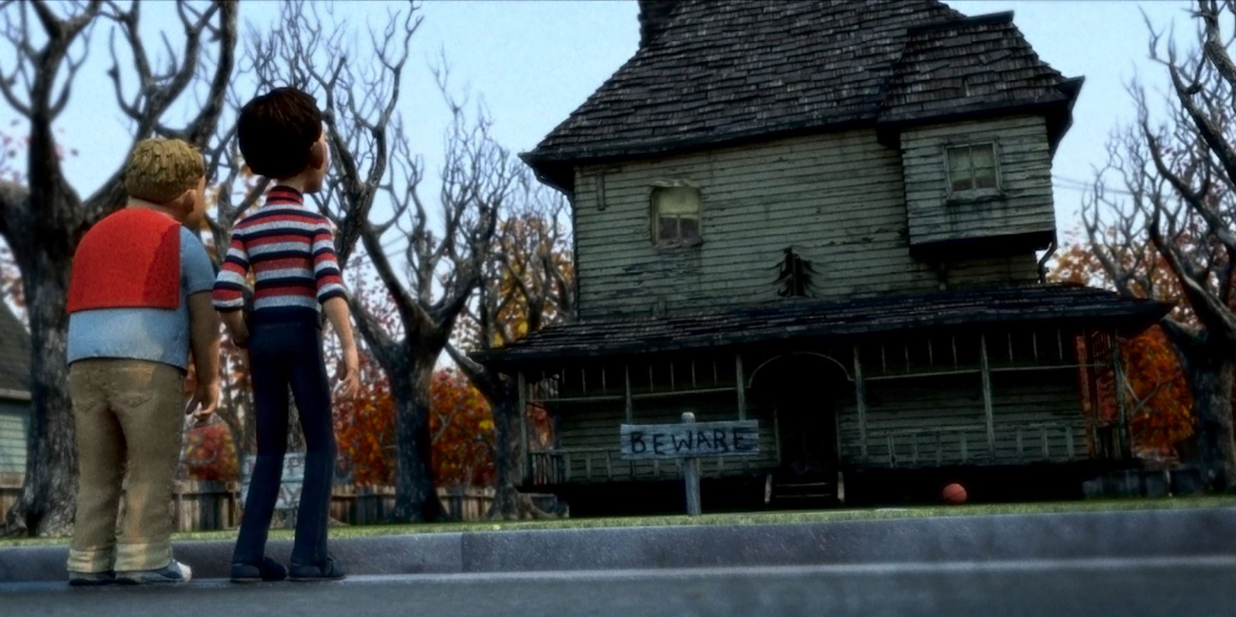 Monster House 2006 Watch In Hd For Free Fusion Movies
