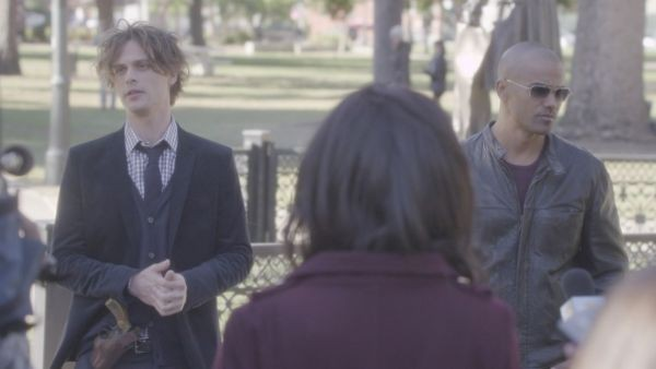 Criminal Minds - Season 11 Episode 12: Drive