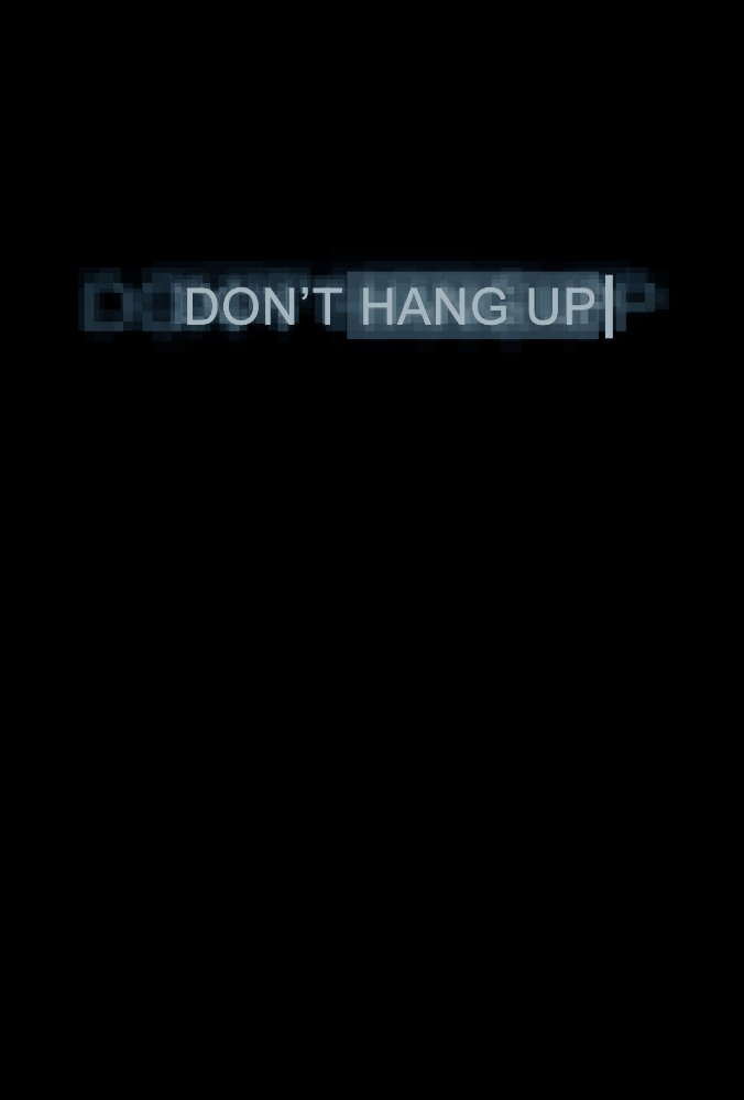 watch dont hang up online for free