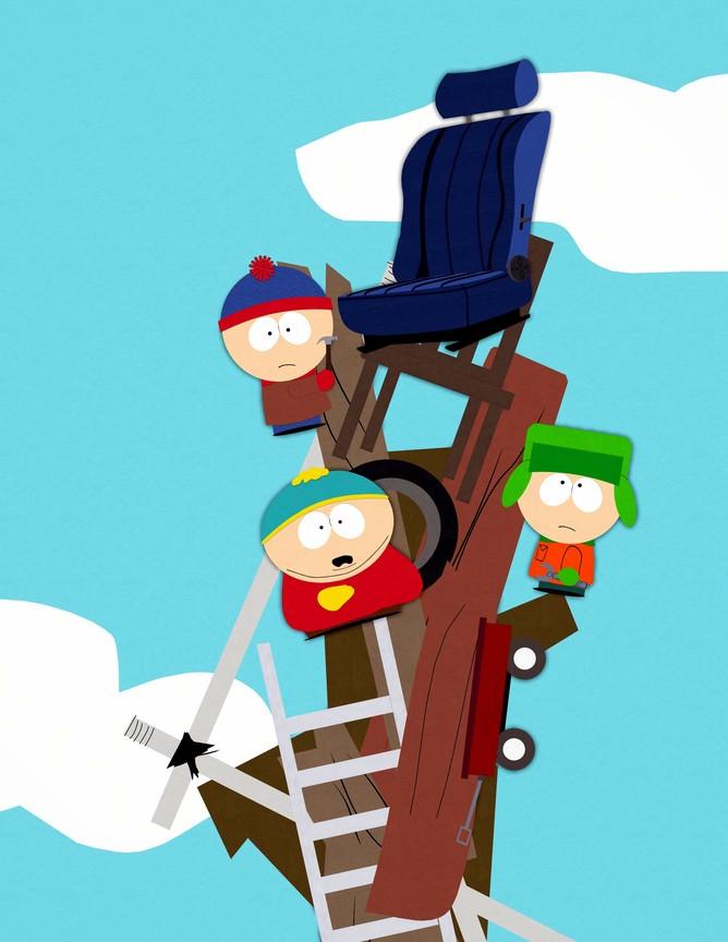 South Park - Season 6 Episode 12: A Ladder to Heaven