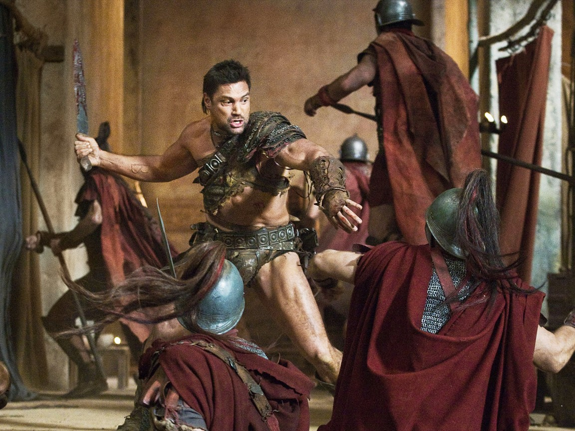 Spartacus: Blood and Sand - Season 2 Episode 09: Monsters