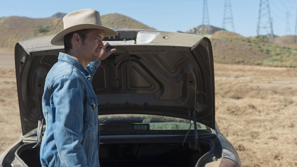 Justified - Season 6 Episode 01: Fate's Right Hand