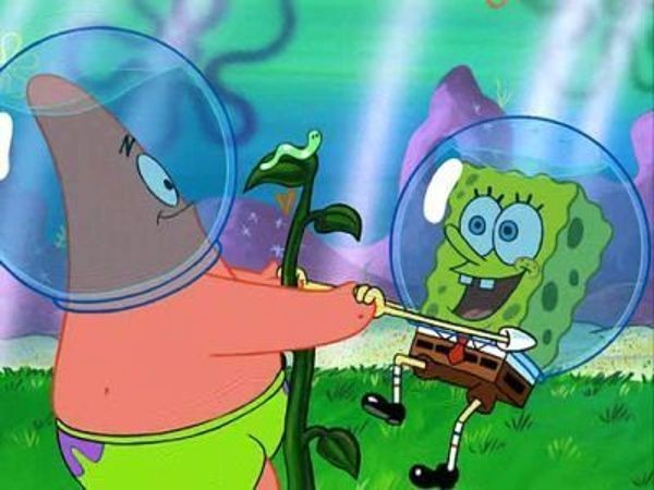 SpongeBob SquarePants - Season 2 Episode 10: Patty Hype