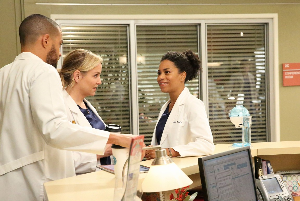 Greys Anatomy - Season 13 Episode 12: None of Your Business