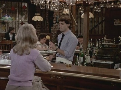 Cheers - Season 4 Episode 23: Relief Bartender