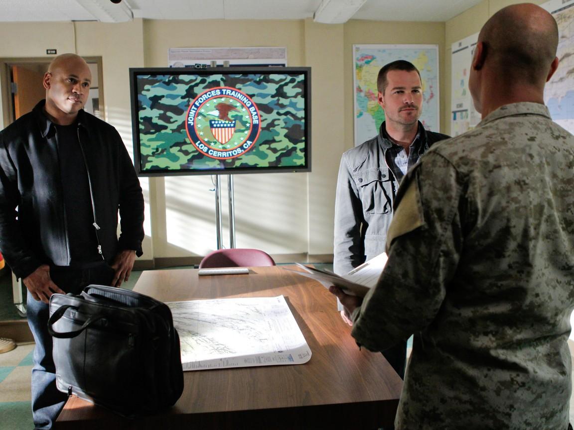 NCIS Los Angeles - Season 3 Episode 19: Vengeance
