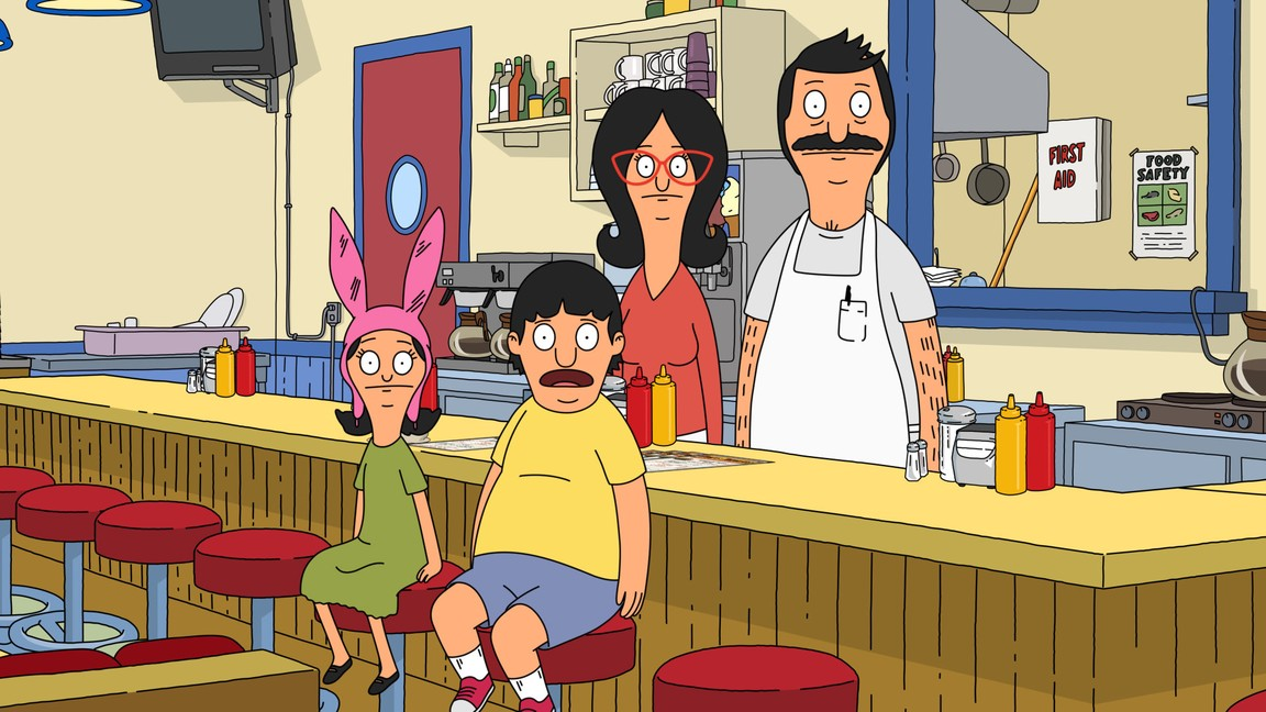 Bob's Burgers - Season 9 Episode 01: Just One of the Boyz 4 Now for Now
