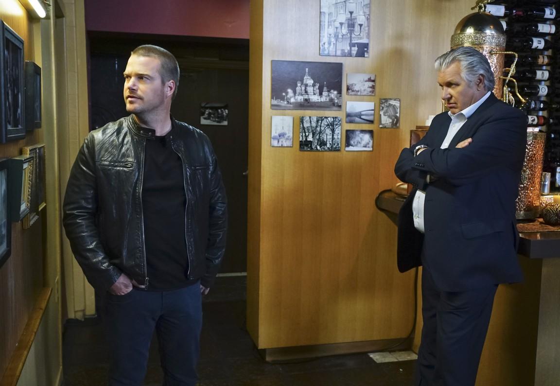 NCIS Los Angeles - Season 6 Episode 24: Chernoff, K.