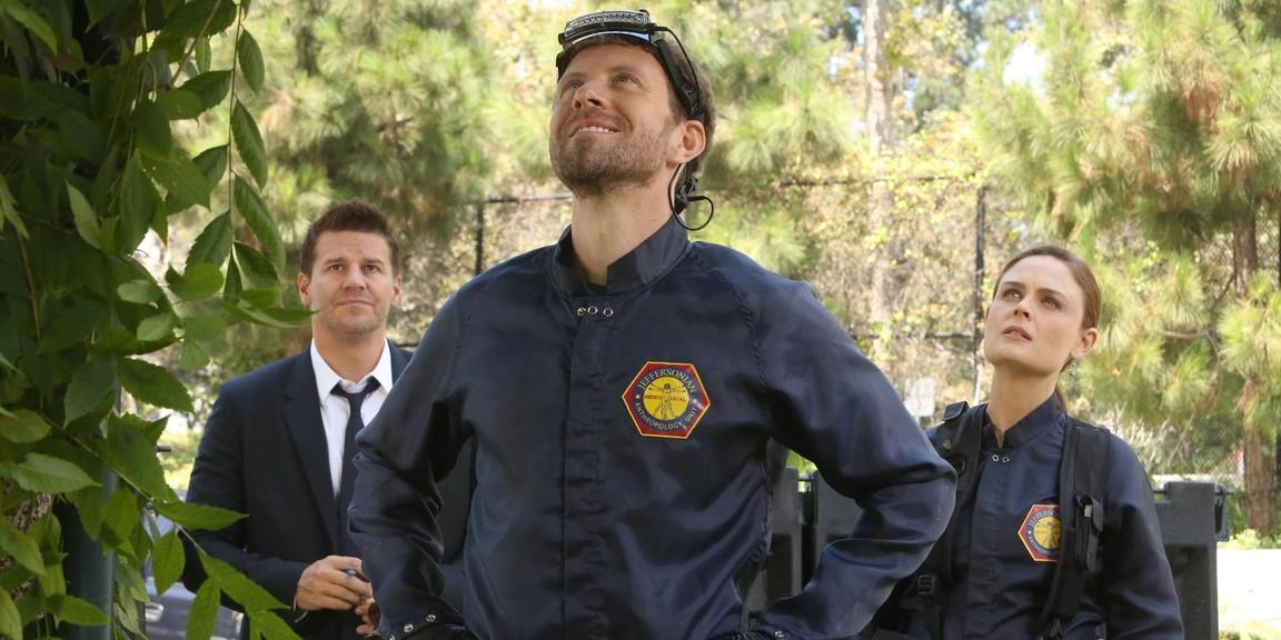 Bones - Season 9 Episode 02: The Cheat in the Retreat