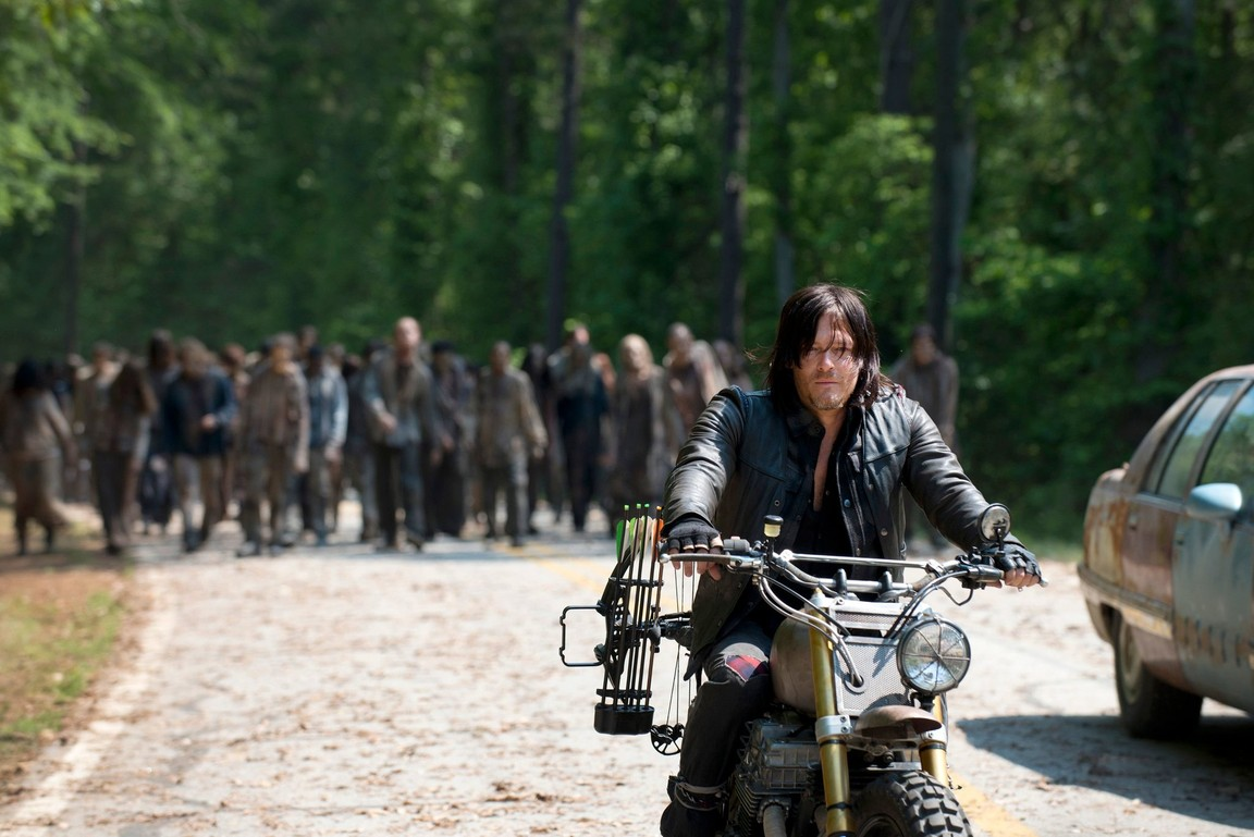 The Walking Dead - Season 6 Episode 01: First Time Again