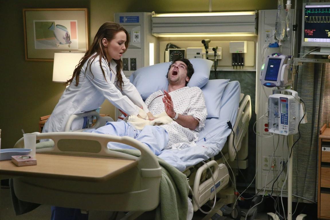 Greys Anatomy - Season 11 Episode 19: Crazy Love