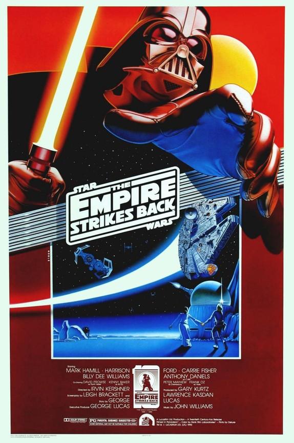 Star Wars: Episode V - The Empire Strikes Back