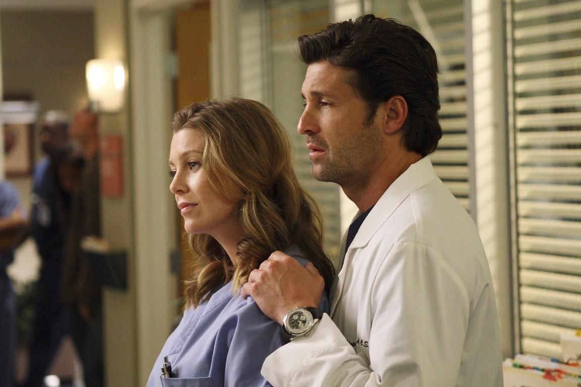 Greys Anatomy - Season 6 Episode 03: I Always Feel Like Somebody's Watchin' Me