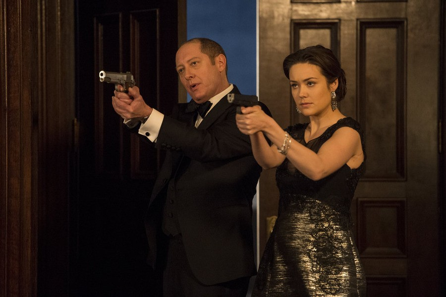 The Blacklist - Season 2 Episode 14: T. Earl King VI