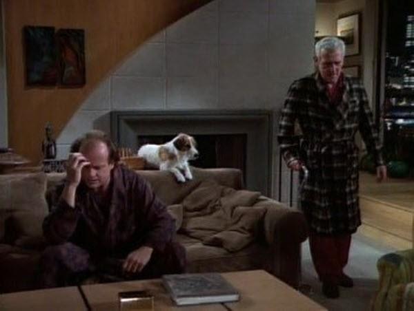 Frasier - Season 1 Episode 11: Death Becomes Him