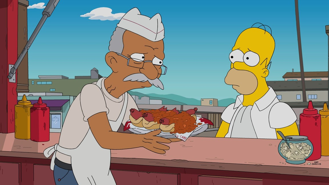 The Simpsons - Season 28 Episode 18: A Father's Watch