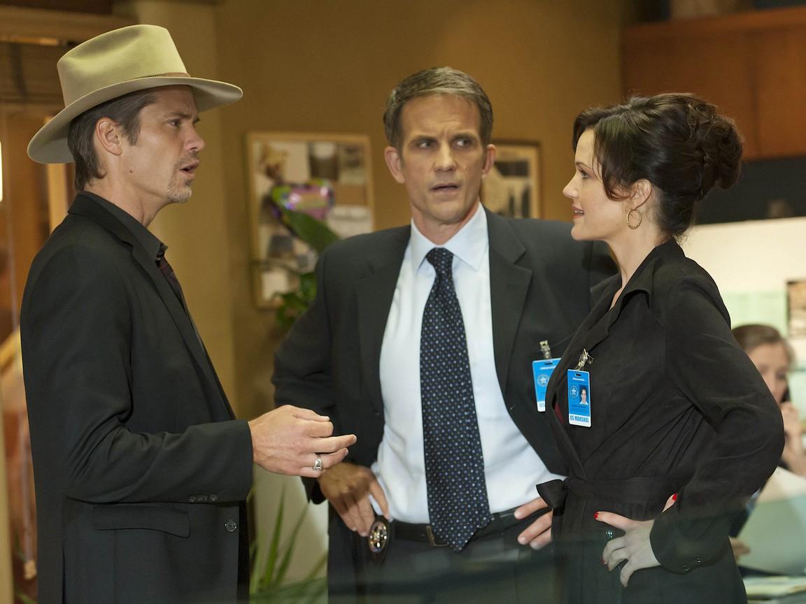 Justified - Season 3 Episode 2: Cut Ties