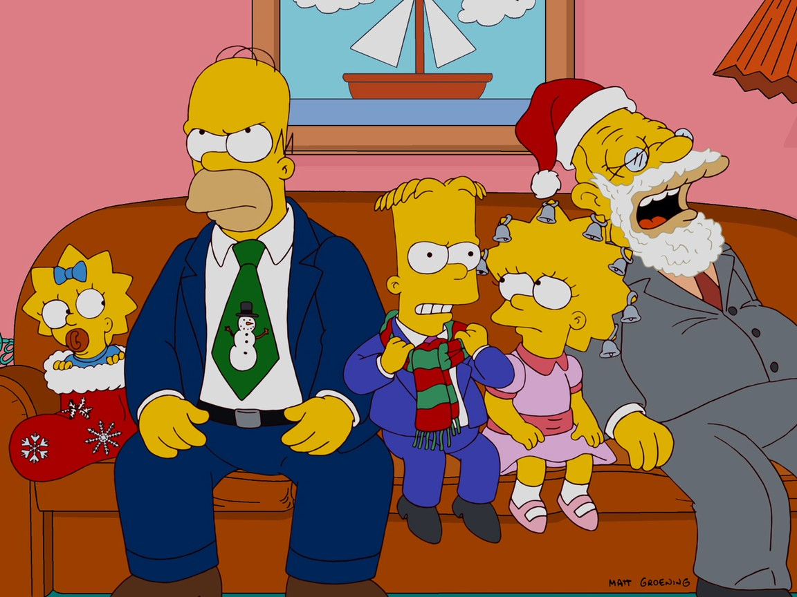 The Simpsons - Season 23 Episode 9: Holidays Of Future Passed