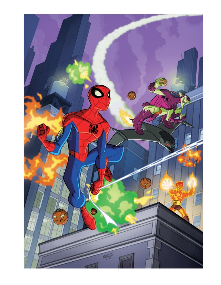 The Spectacular Spider-Man (2009) - Season 2