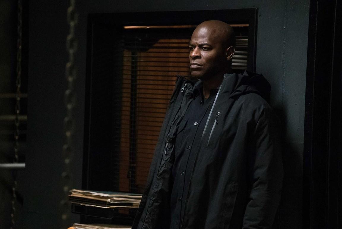 The Blacklist - Season 4 Episode 14: The Architect