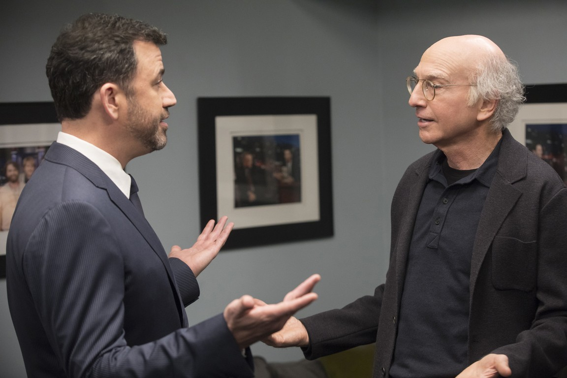 Curb Your Enthusiasm - Season 9 Episode 01: Foisted!
