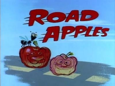 The Ren & Stimpy Show - Season 3 Episode 13: Road Apples