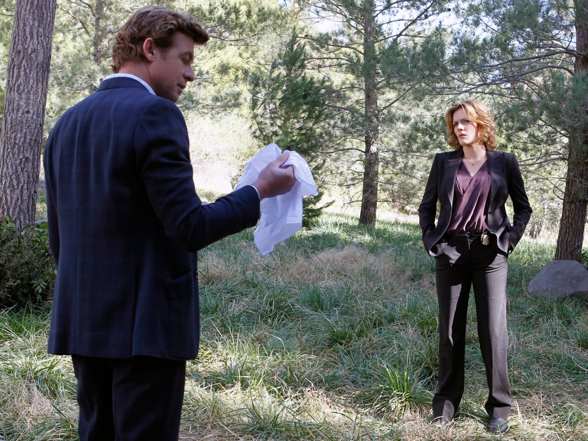 The Mentalist - Season 4 Episode 17 : Cheap Burgundy