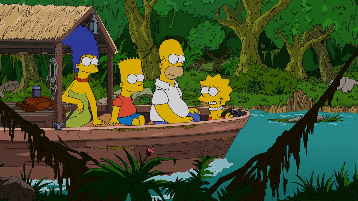 The Simpsons - Season 25 Episode 16: You Don't Have to Live Like a Referee