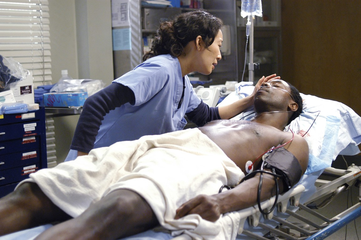 Greys Anatomy - Season 2 Episode 26: Deterioration of the fight or flight response
