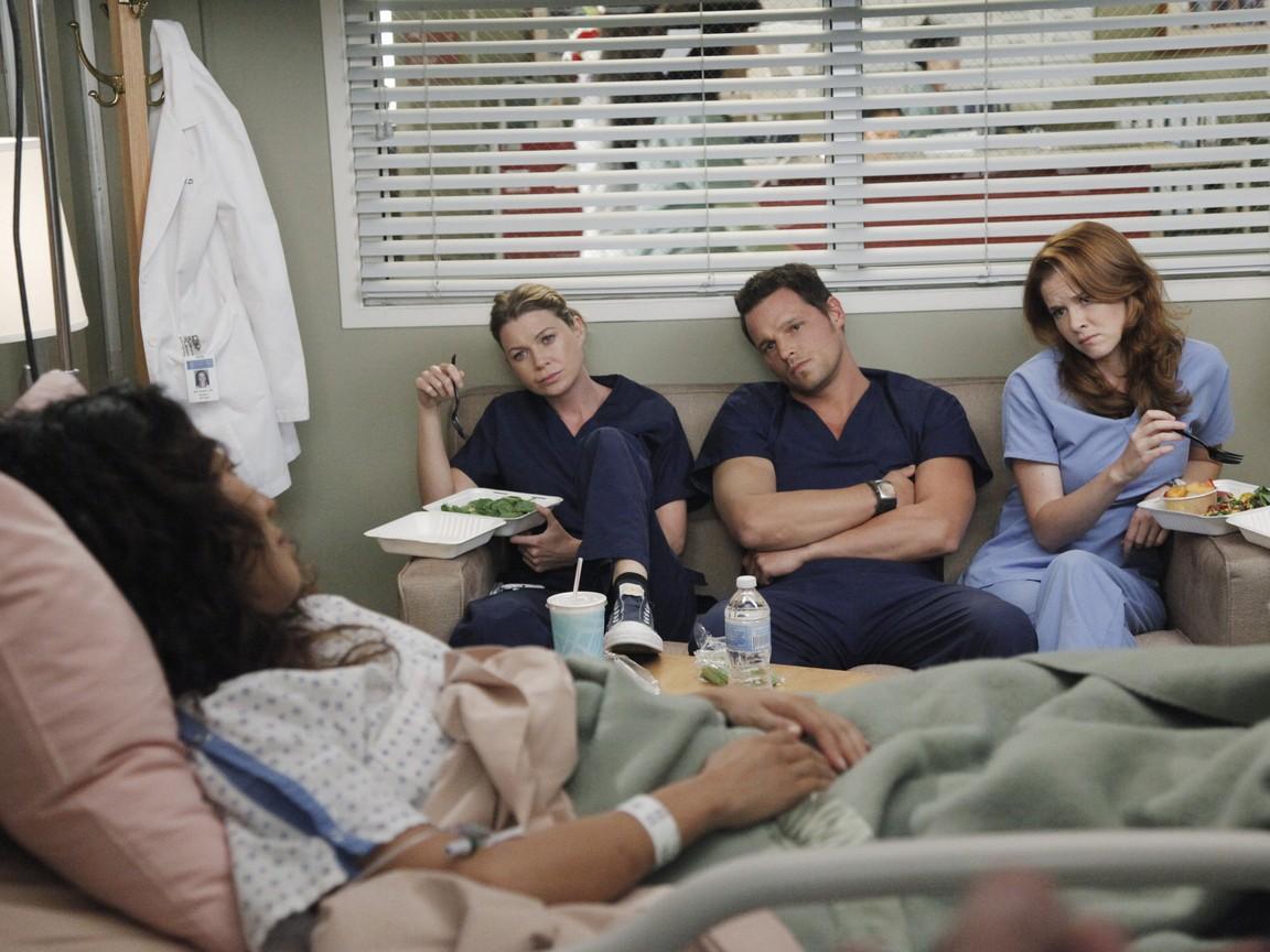 Greys Anatomy - Season 9 Episode 05: Beautiful Doom