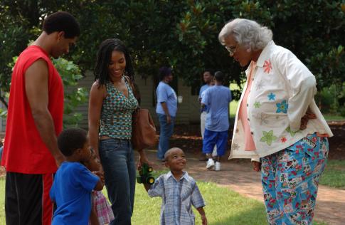 Madeas Family Reunion