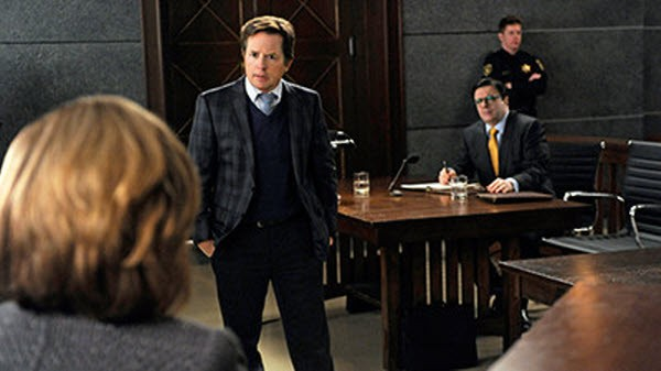 The Good Wife - Season 4 Episode 13 - The Seven Day Rule