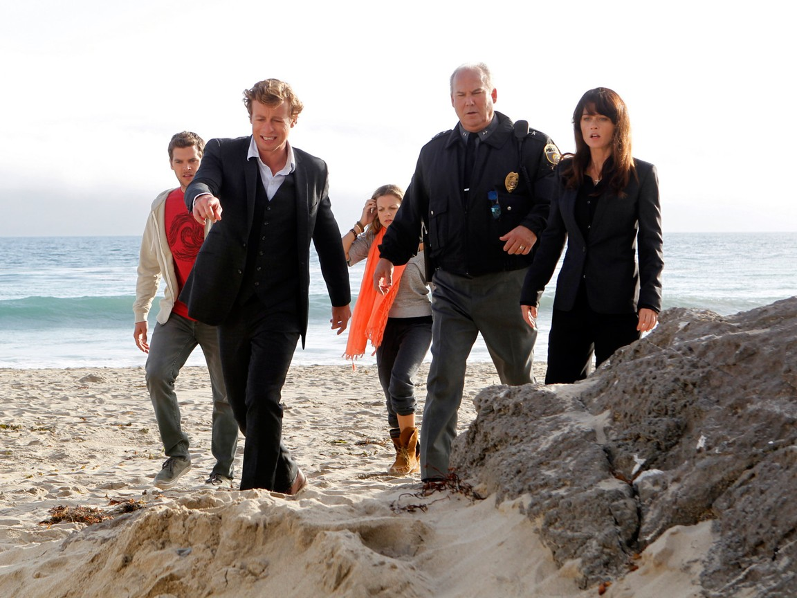 The Mentalist - Season 4 Episode 22 : So Long, and Thanks for All the Red Snapper