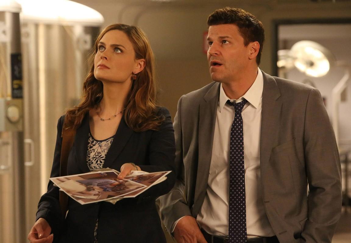 Bones - Season 9 Episode 21: The Cold in the Case