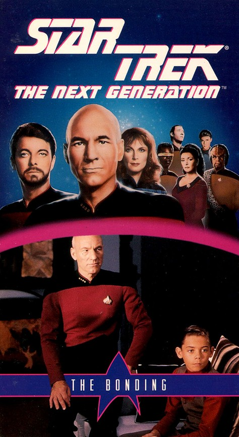 Star Trek: The Next Generation - Season 3 Episode 05: The Bonding