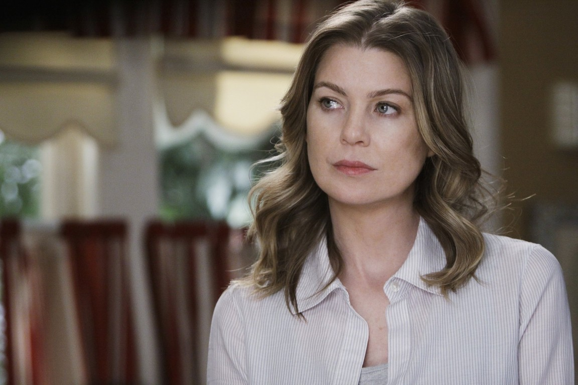 Greys Anatomy - Season 6 Episode 12: I Like You So Much Better When You're Naked