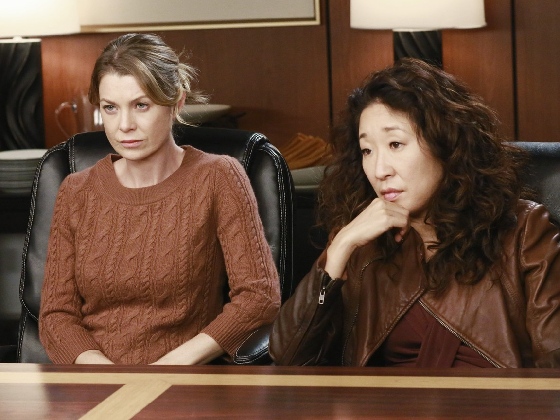 Greys Anatomy - Season 9 Episode 06: Second Opinion